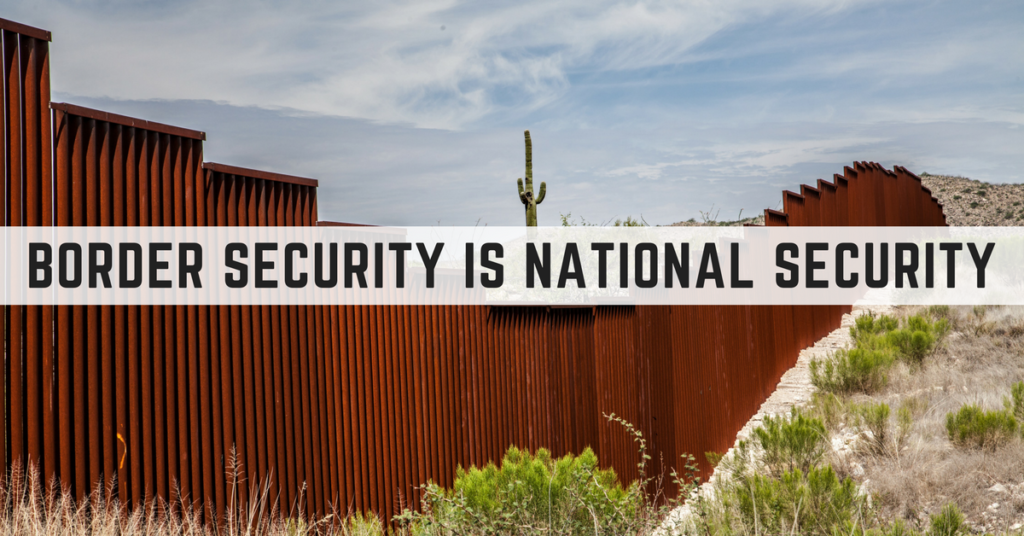 Border security is national security